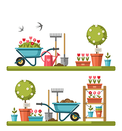Types of Cultivation Equiptment